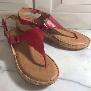Born sandals